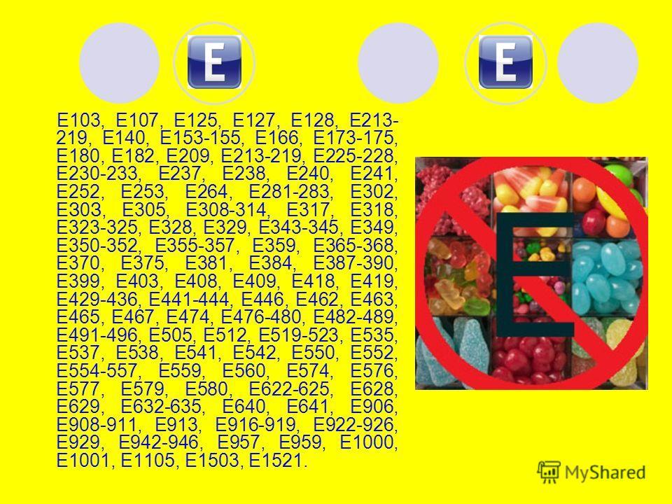 Е103, Е107, Е125, Е127, Е128, Е213- 219, Е140, Е153-155, Е166, Е173-175, Е180, Е182, Е209, Е213-219, Е225-228, Е230-233, Е237, Е238, Е240, Е241, Е252, Е253, Е264, Е281-283, Е302, ЕЗ0З, Е305, E308-314, Е317, Е318, Е323-325, Е328, Е329, Е343-345, Е349,