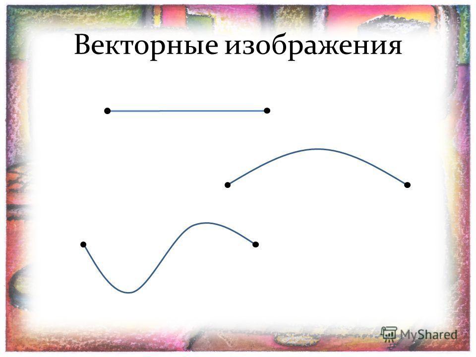 Векторные изображения