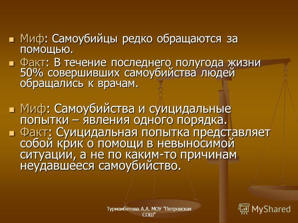 Турмамбетова А.А. МОУ