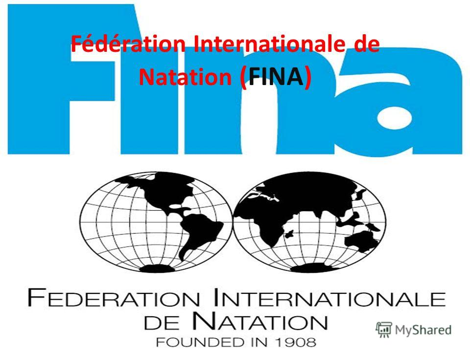 Fédération Internationale de Natation (FINA)