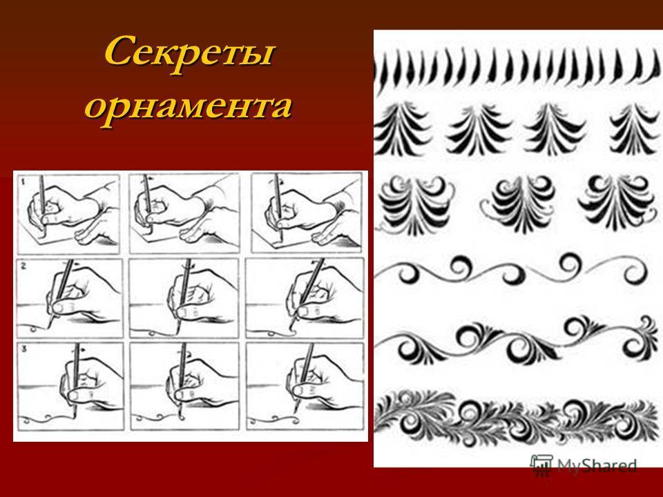 Секреты орнамента