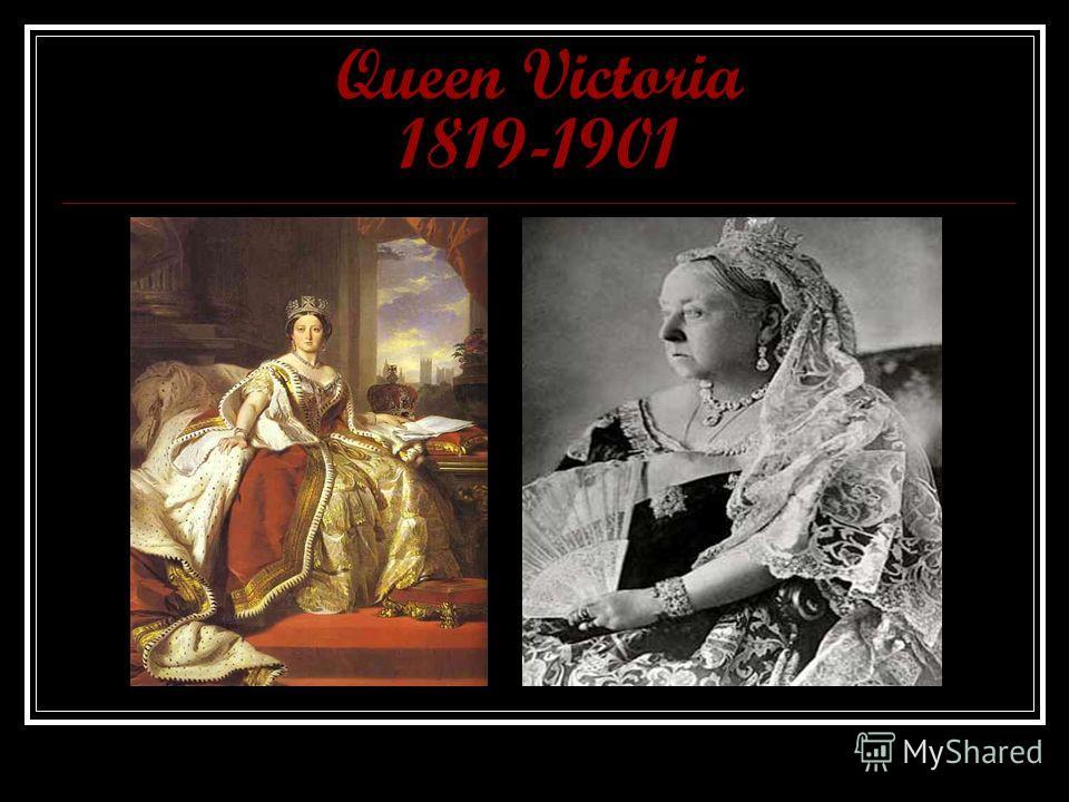 Queen Victoria 1819-1901