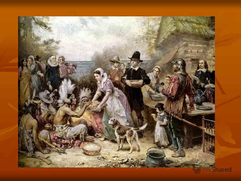 Tribute to Native Indians A lot of people were sure that Thanksgiving Day was long ago established to recollect pilgrims who saved Indians giving them some meat and vegetables. But now everybody knows that it is a holiday to express gratitude towards