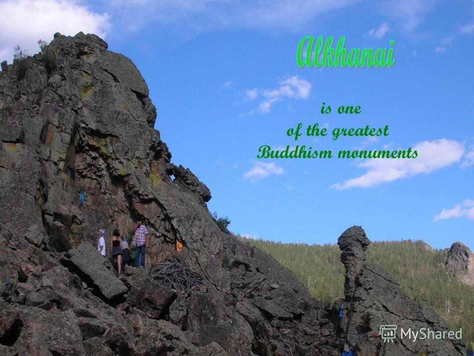 is one of the greatest Buddhism monuments