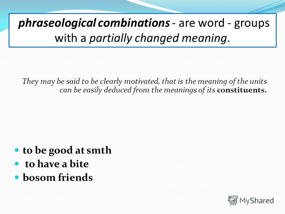 Phraseological word combinations in the newspaper New York Times