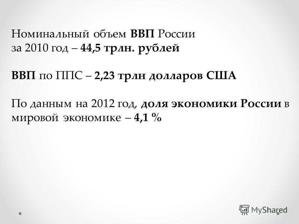 Презентация на тему Курсовая работа по экономике на тему Роль  10 Номинальный