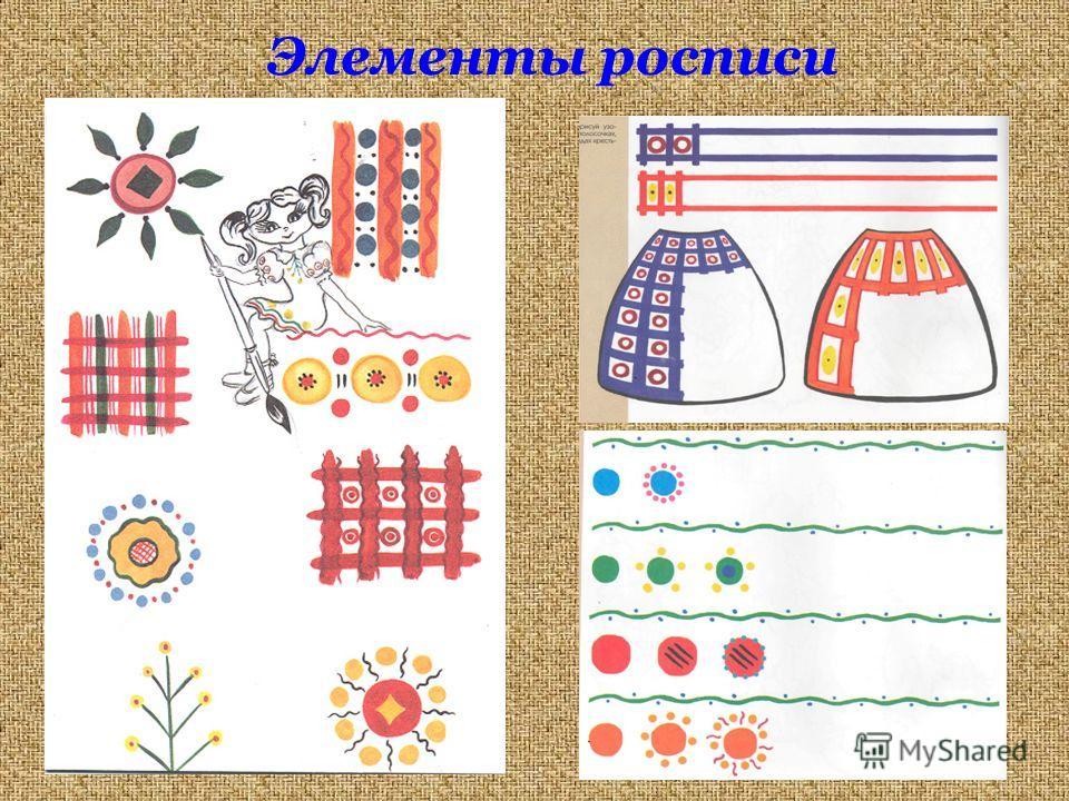 Презентация росписи дымковская игрушка