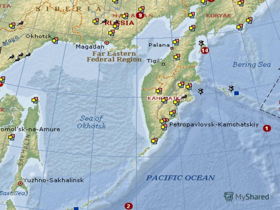 Дальневосточный район S = 6,2 млн. км 2 Н = 7,9 млн. человек