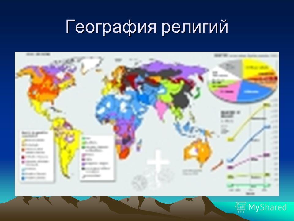 География религий