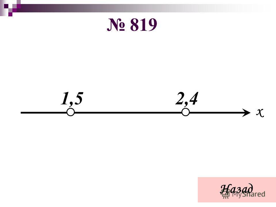 817 x -46,5 а) x -8-5 б) Назад