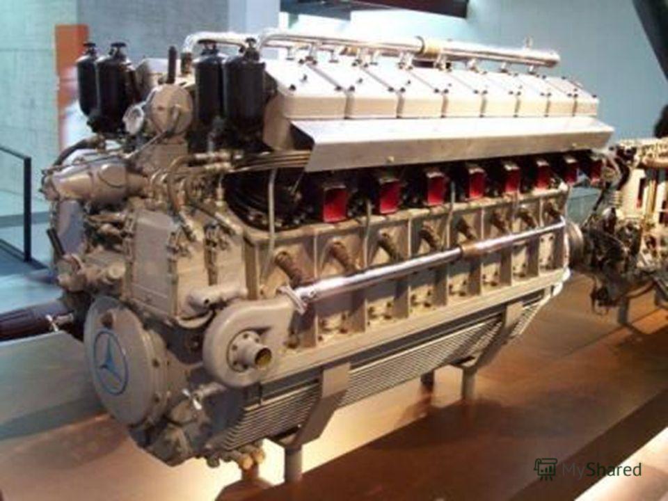 История создания ДВС В 1857 году Ленуар построил первый ДВС. Он был далек от совершенства. В 1857 году Ленуар построил первый ДВС. Он был далек от совершенства. Двигатель работал на светильном газе без предварительного сжатия горючей смеси перед восп