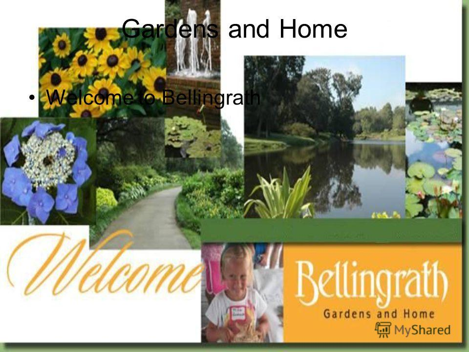 Gardens and Home Welcome to Bellingrath