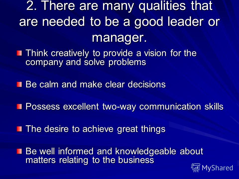 Презентация на тему management styles what makes a good  3 2