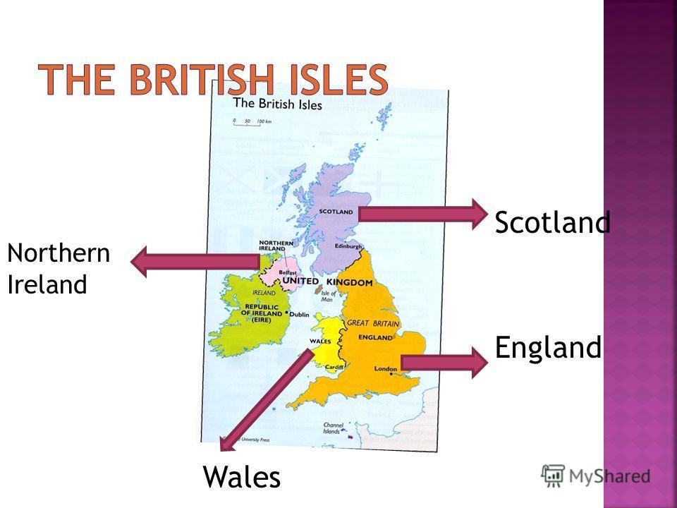 Scotland England Wales Northern Ireland