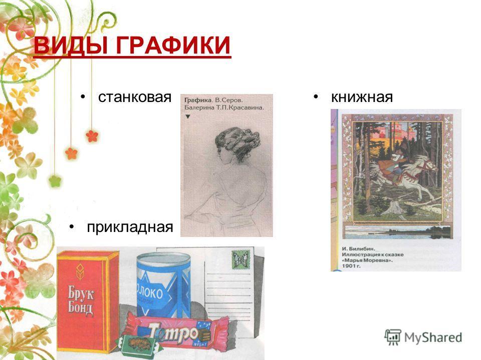 Графика бывает Уникальной (неповторимой) Выполняется художником в одном экземпляре … Печатной С печатной формы или доски –получают гравюру или оттиск. Линография Линография Ксилография Литография Офорт Лубок