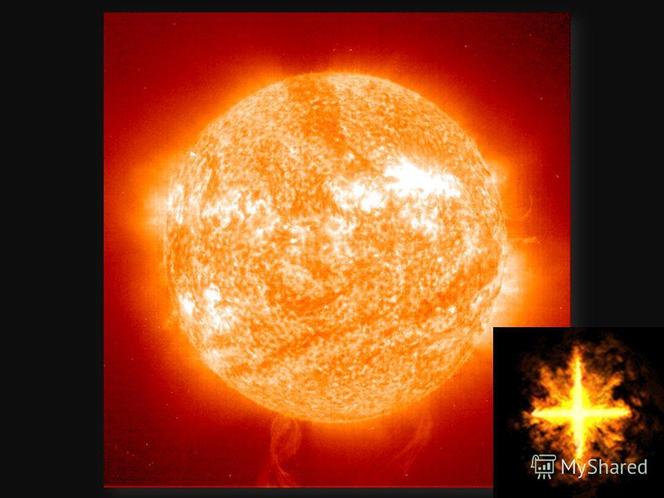 Впервые вращение Солнца наблюдал Галилей по движению пятен по поверхности. Различные зоны Солнца вращаются вокруг оси с различными периодами. Так точки на экваторе имеют период около 25 суток, на широте 40° период вращения равен 27 суток, а вблизи по