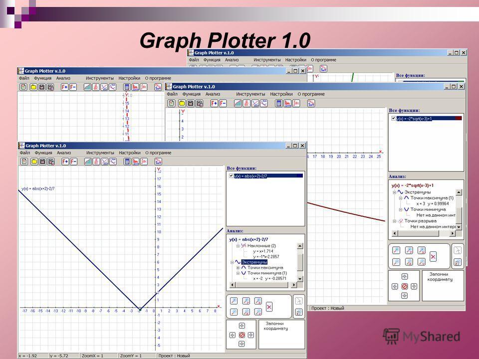 Graph Plotter 1.0