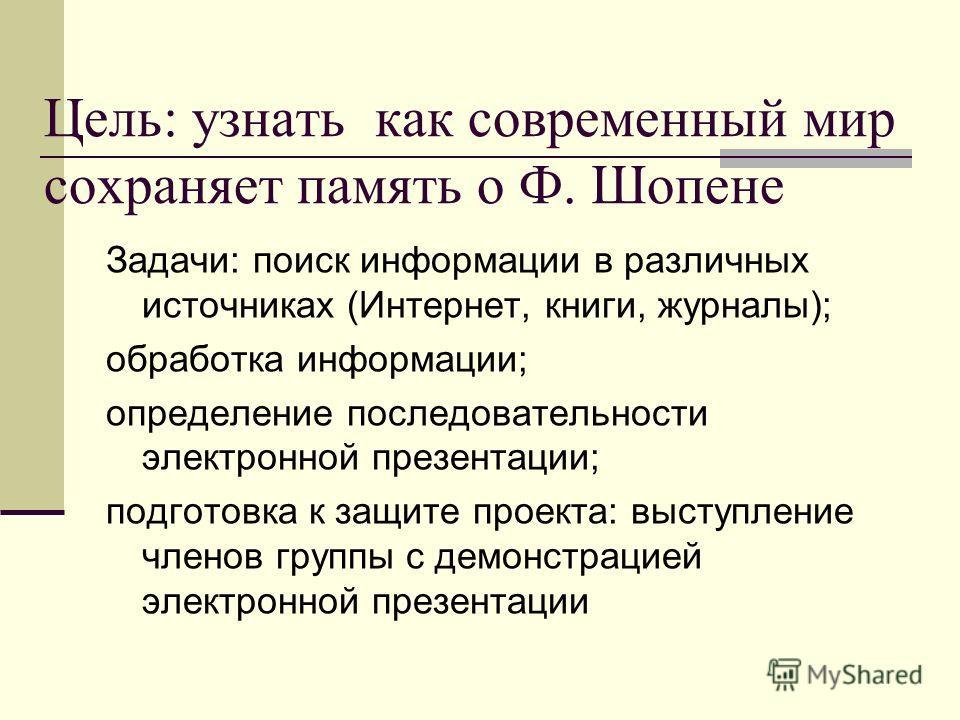 Фридерик Шопен Память о Великом