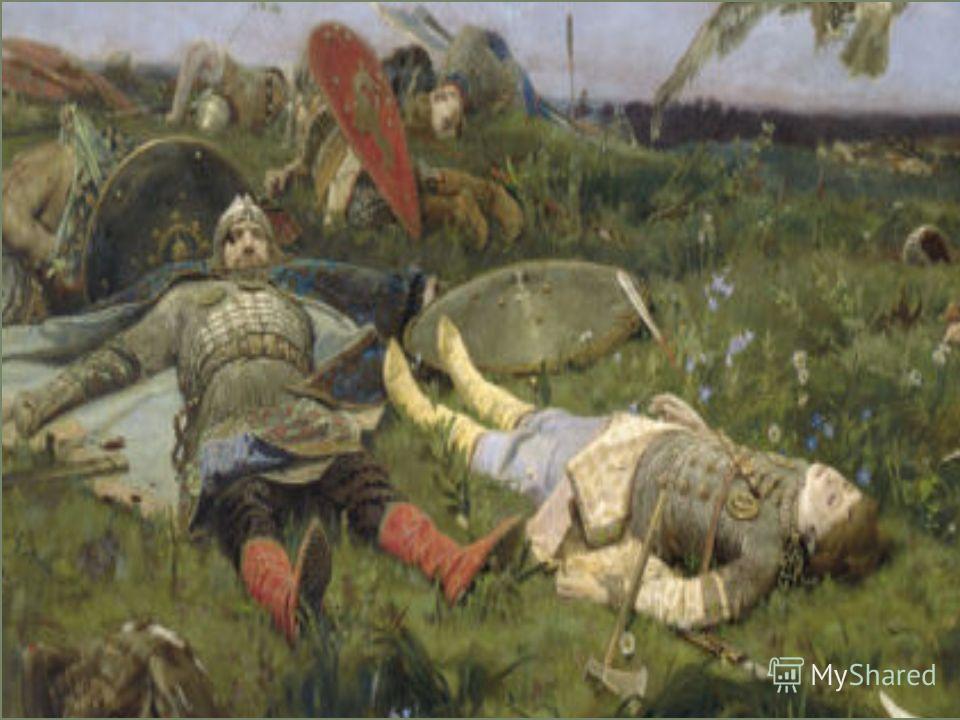 С 1093 вёл войну с вступившими в союз половцами и Олегом Святославичем, которому вынужден был уступить Чернигов (1094) и обосноваться в Переяславском княжестве, подвергавшемся постоянным набегам половцев. Поэтому Владимир Мономах был более всех заинт