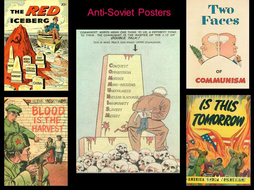 Anti-Soviet Posters
