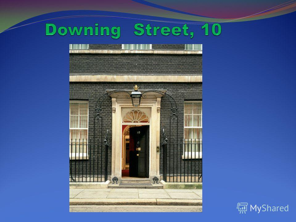 a) its the longest street b) The British Prime Minister lives here c) its a famous shopping centre