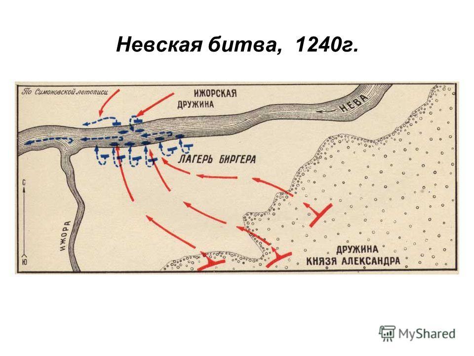 битва на реке Калке, 1223г.