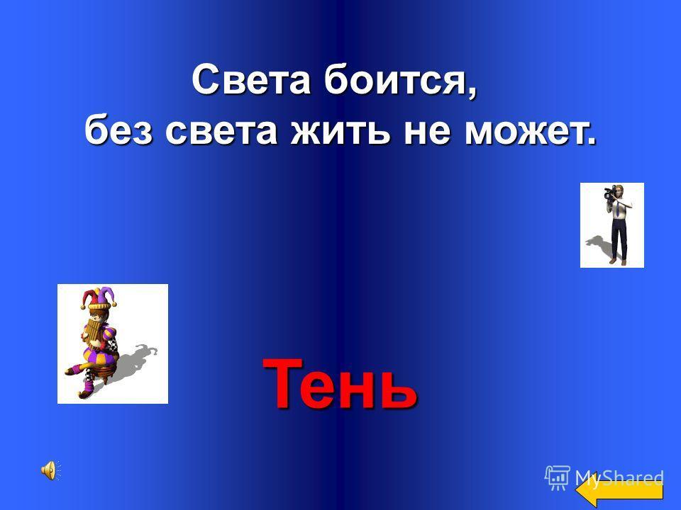 Один человек купил трёх коз и заплатил 3 рубля. Спрашивается: по чему каждая коза пошла? По земле