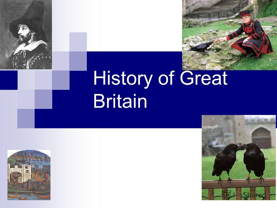 History of Great Britain