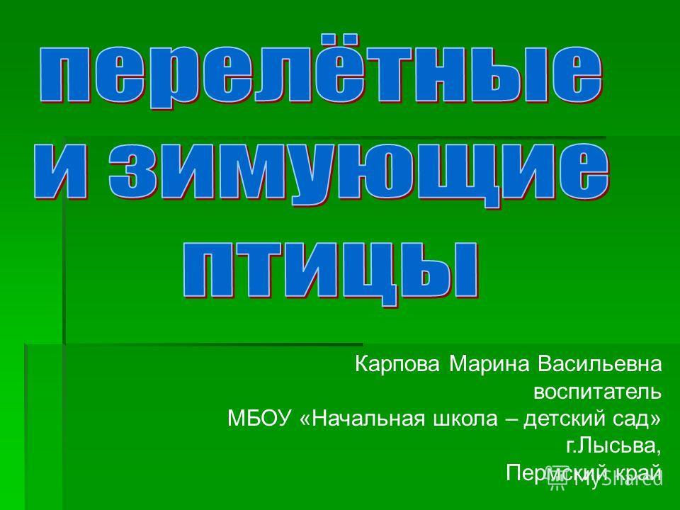знакомство пермский край г лысьва