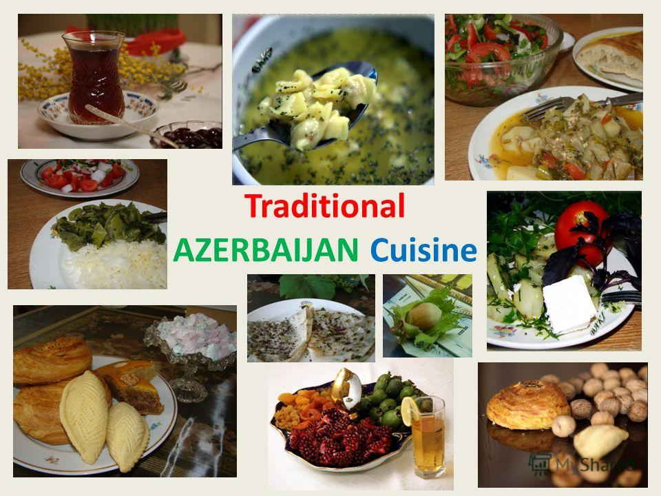 Traditional azerbaijan cuisine for Azerbaijani cuisine