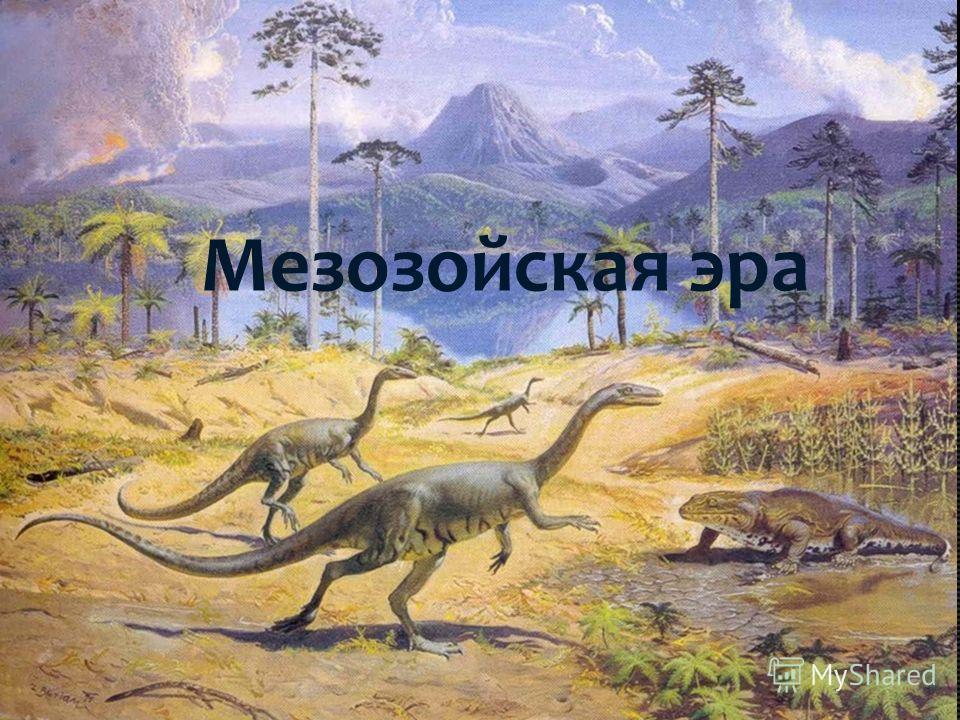 Юрский период мезозойская эра доклад 5470