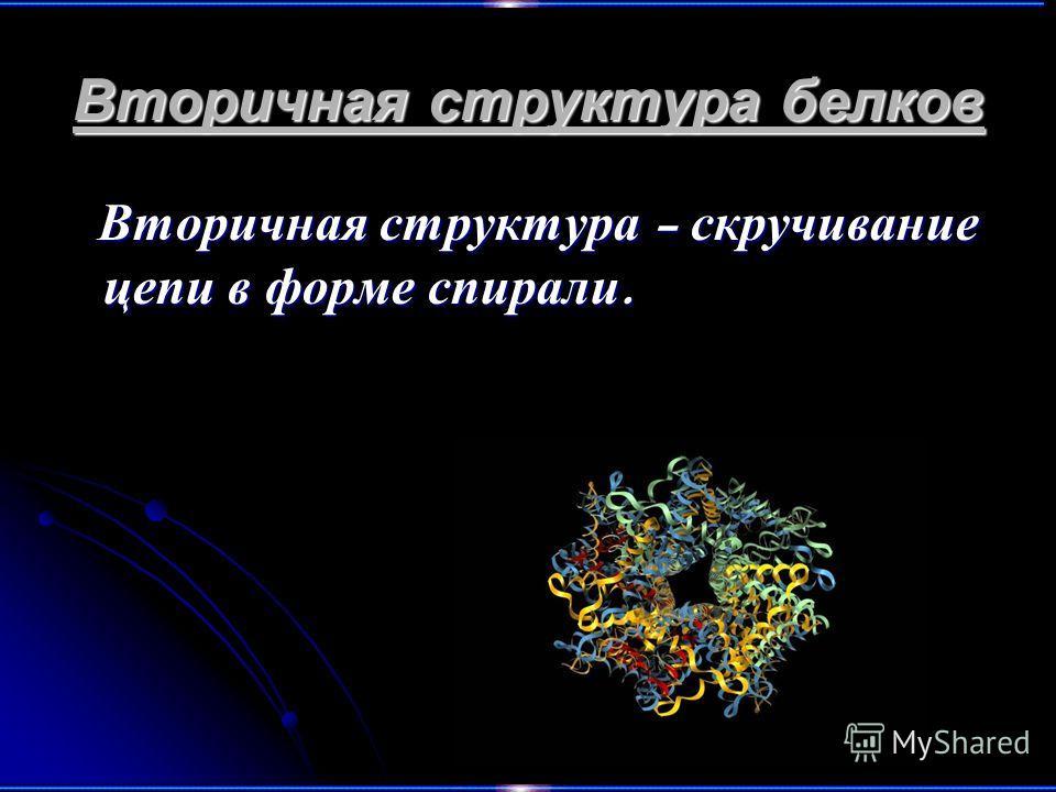 Первичная структура белков это последовательнос ть соединения аминокислотных остатков в полипептидной цепи. это последовательнос ть соединения аминокислотных остатков в полипептидной цепи. Первичная структура белков – NH – CH – CO – NH – CH – CO – NH
