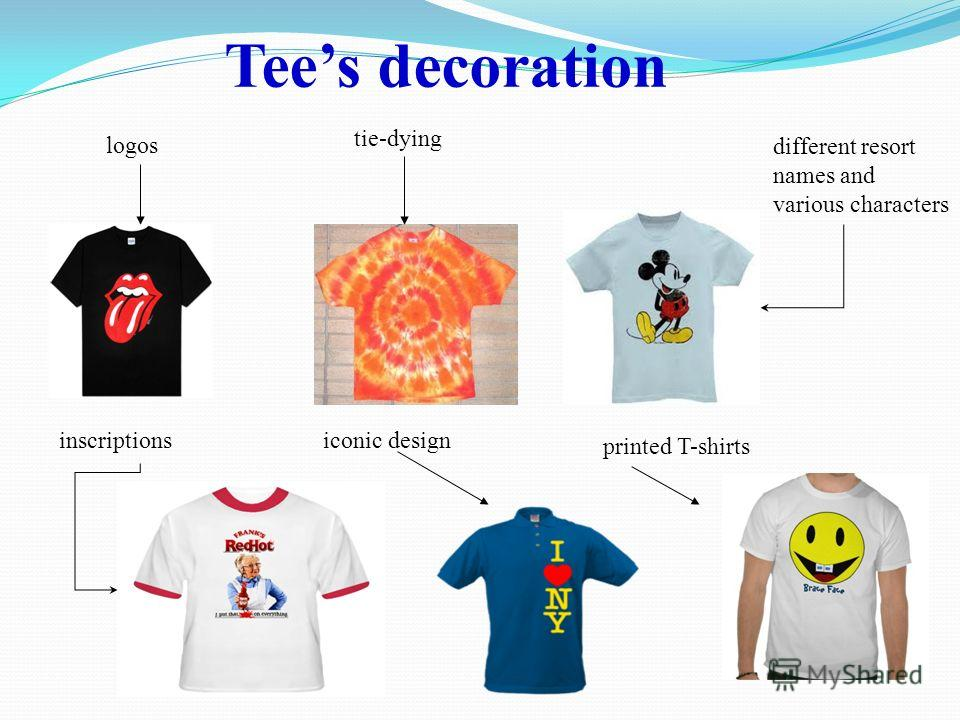 Tees decoration different resort names and various characters logos tie-dying printed T-shirts inscriptionsiconic design