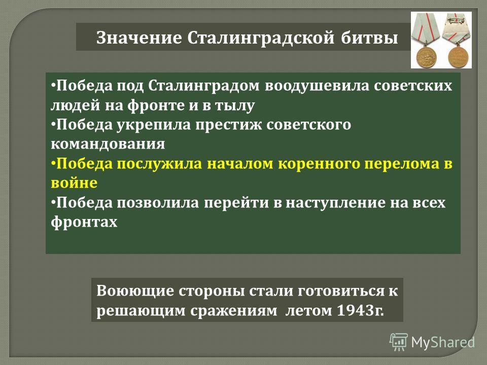 Сталинградская битва 10 января – 2 февраля 1943 г. – операция « Кольцо », ликвидация окруженной немецкой группировки Пленение фельдмаршала Паулюса В освобожденном Сталинграде