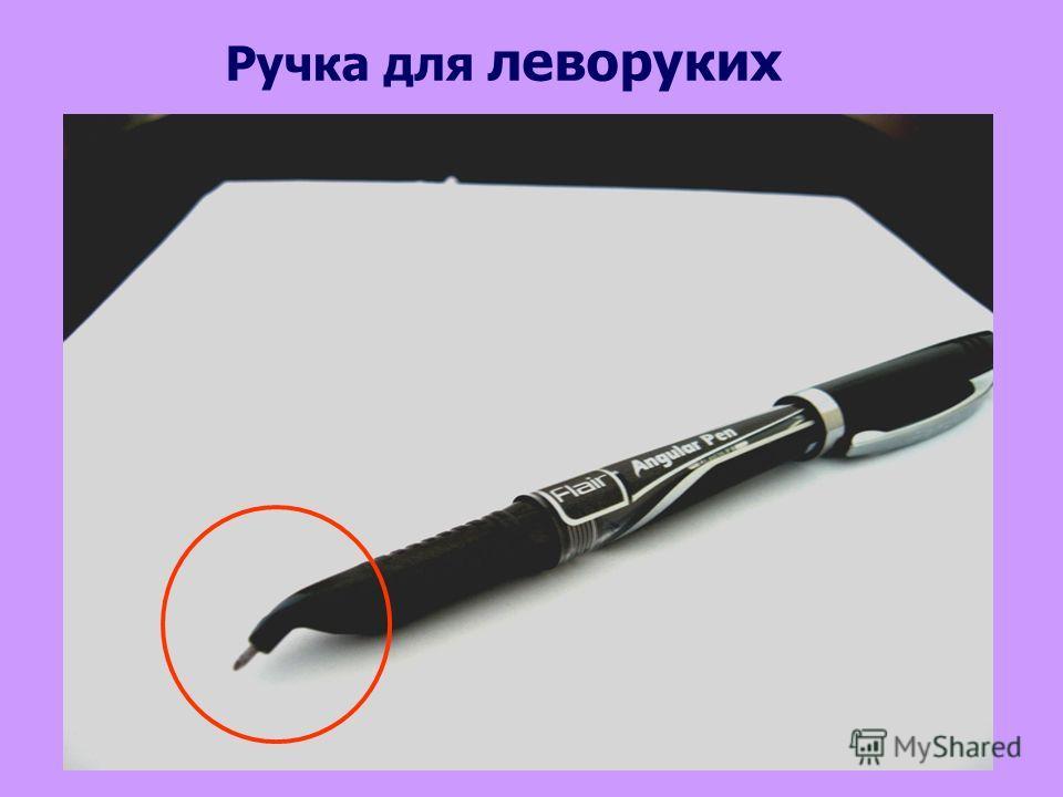 Ножницы для леворуких