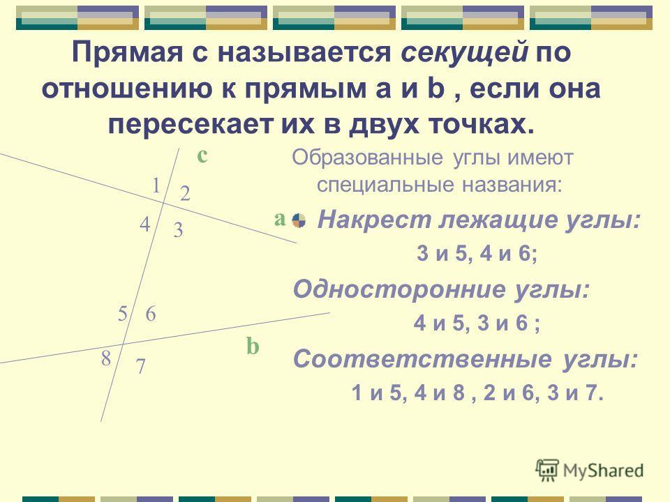 Каково взаимное расположение отрезков АВ, СД, МК ? Дайте определение параллельных отрезков и параллельных лучей. А В С Д М К