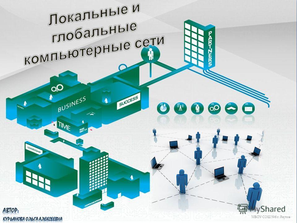 МБОУ СОШ 6 г. Реутов