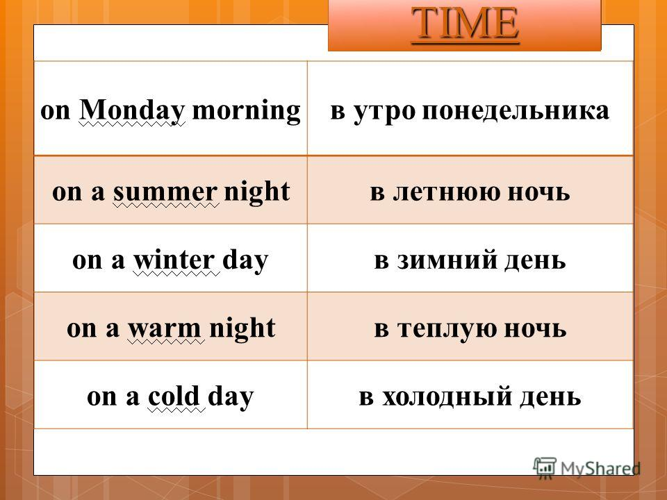 data TIME day of the week holliday holliday !если есть слово day onon