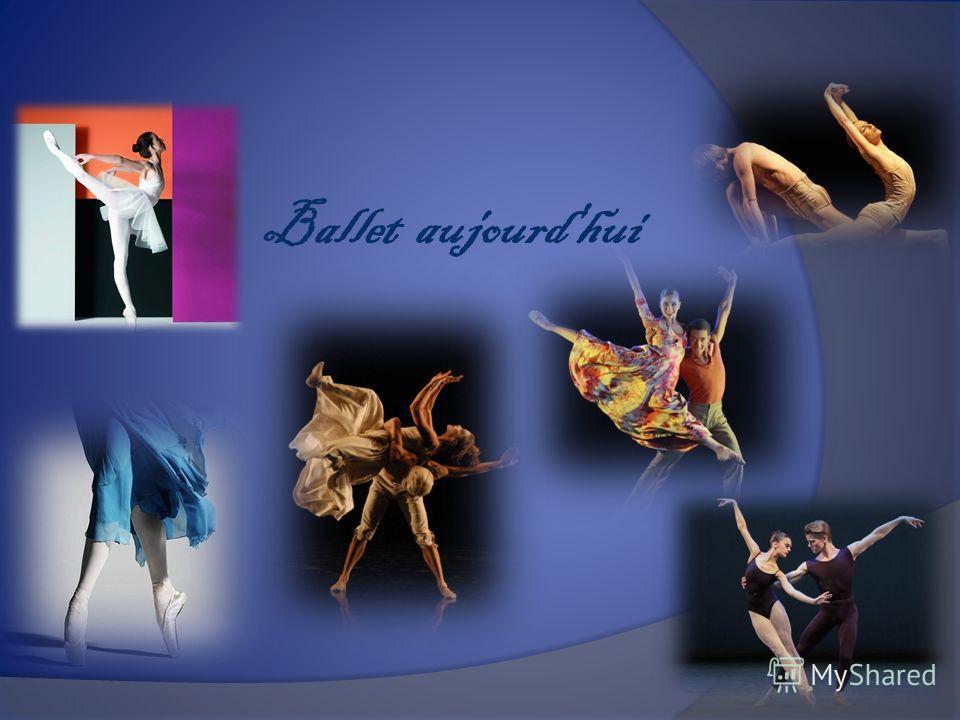 Ballet aujourd'hui