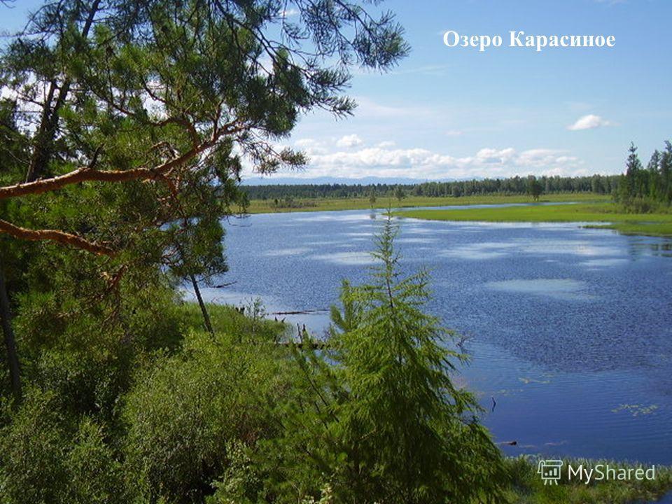 Озеро Карасиное