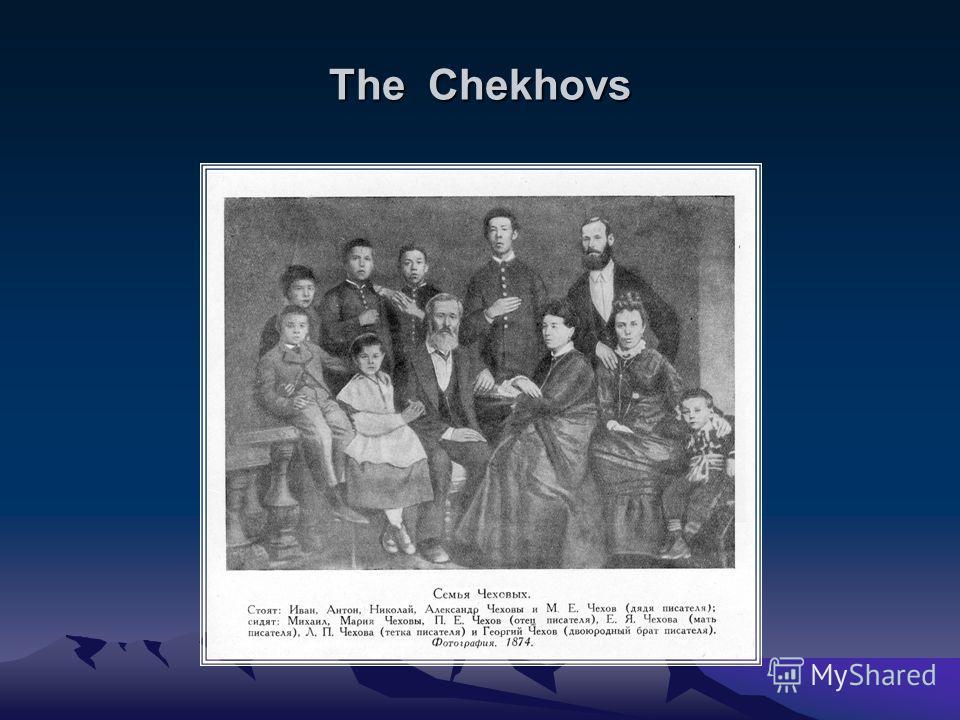 The Chekhovs