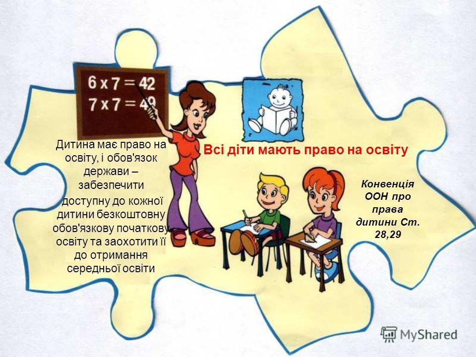 Невід'ємне право на життя Конвенція ООН про права дитини Ст. 6 Життя кожної дитини є найціннішим не тільки для батьків. Кожна країна має забезпечувати виживання та здоровий розвиток дітей – своїх маленьких громадян