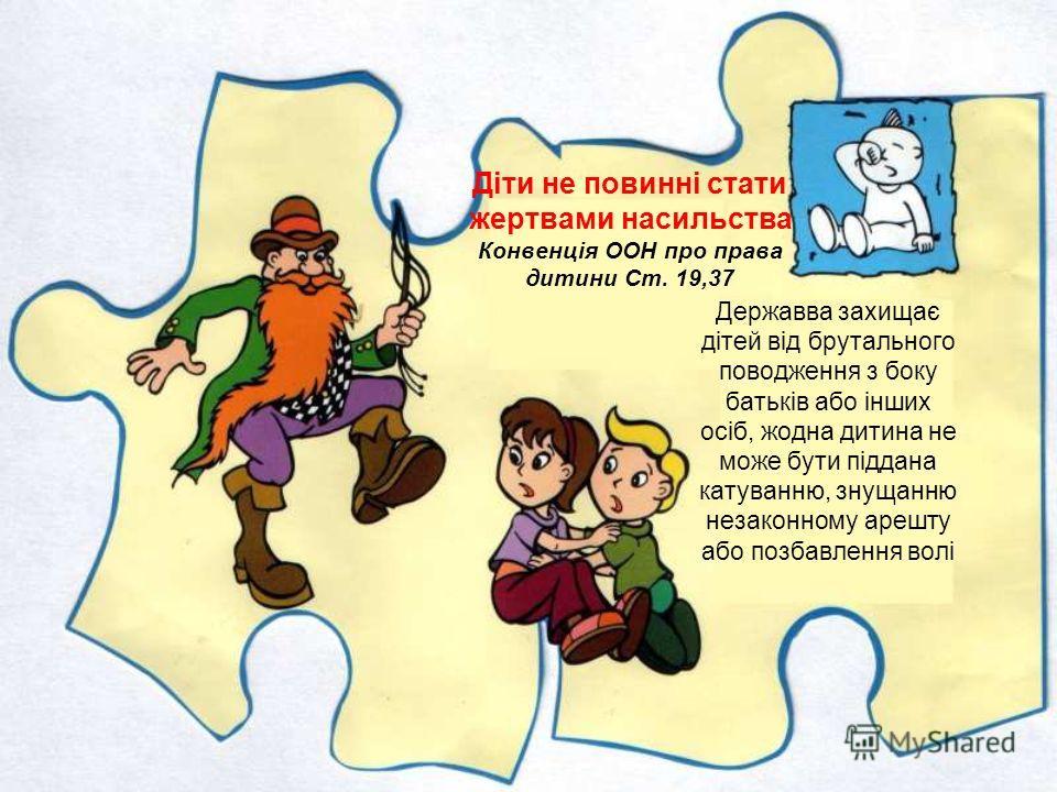 Права дитини Чередник Ольга Петрівна