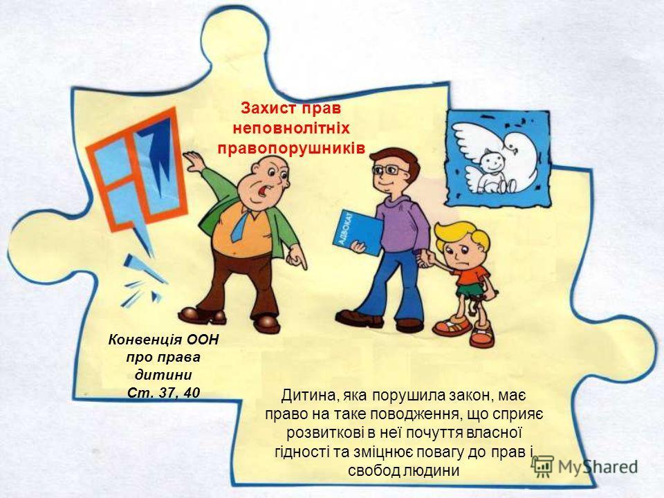 Конвенція ООН про права дитини Ст. 42 Держава зобов'язана якнайширше знайомити як дорослих, так і дітей з правами, Конвенція ООН про права дитини Всі діти мають знати свої права