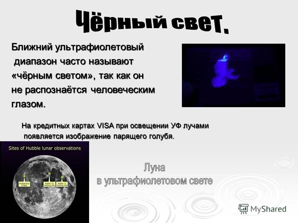 Лучи ультрафиолетовые