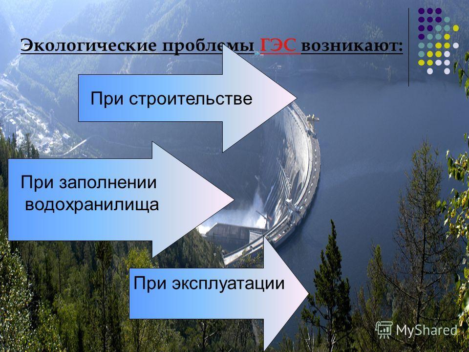 экологические вопросы строительства