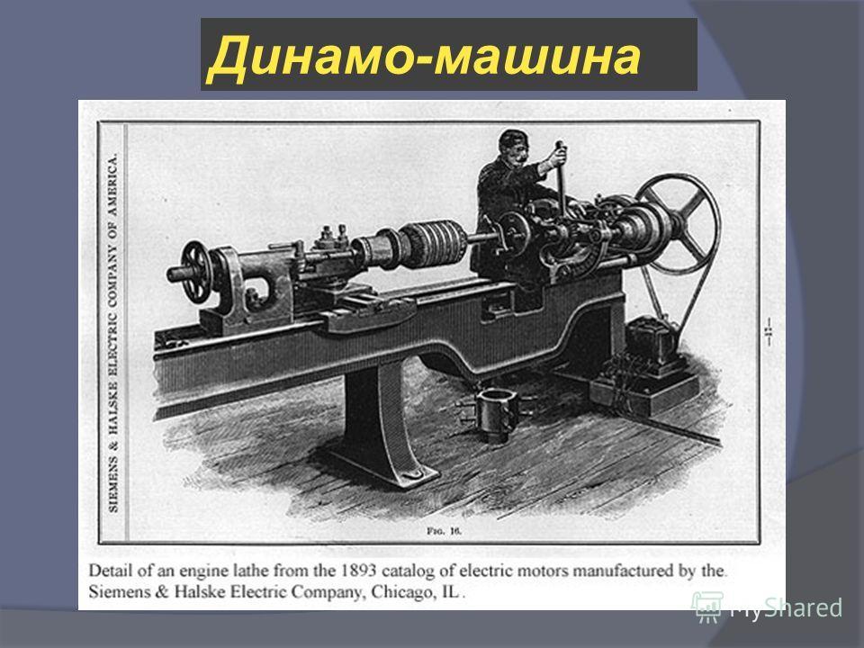 Динамо-машина