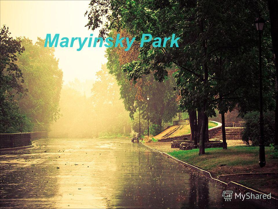 Maryinsky Park