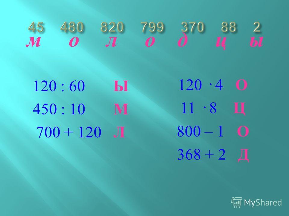 1) 60 – 12 = 2) 48 : 6 = Ответ: 8 коробок привезли в школьную столовую. 48 (ящ.) 8 (кор.) Решение задачи: