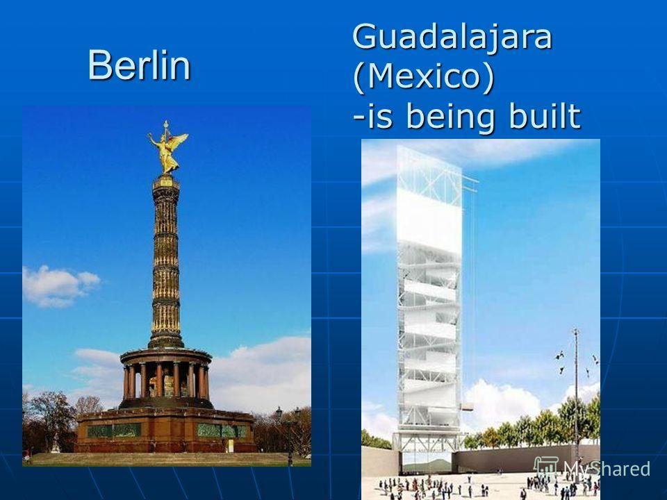 Berlin Guadalajara (Mexico) -is being built